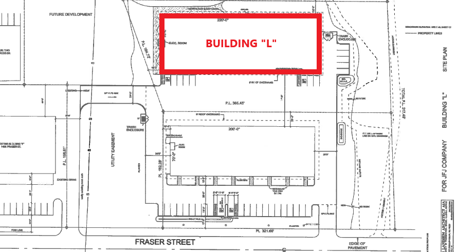 New Construction – Warehouse