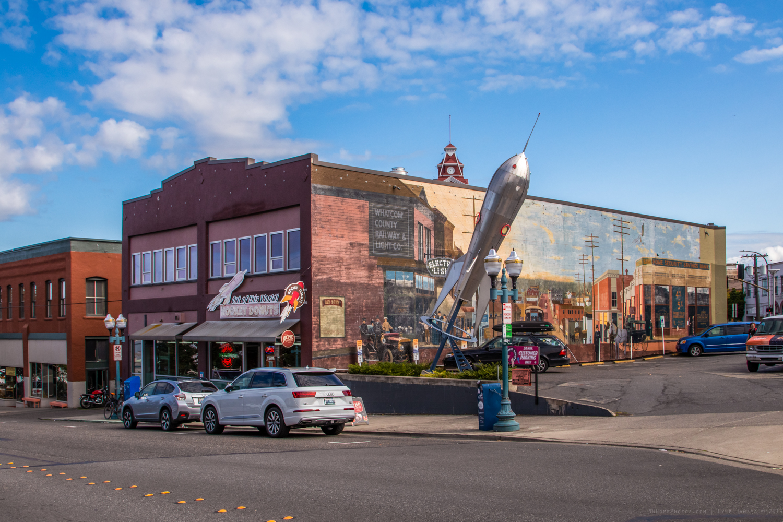 Downtown Bellingham Retail Space