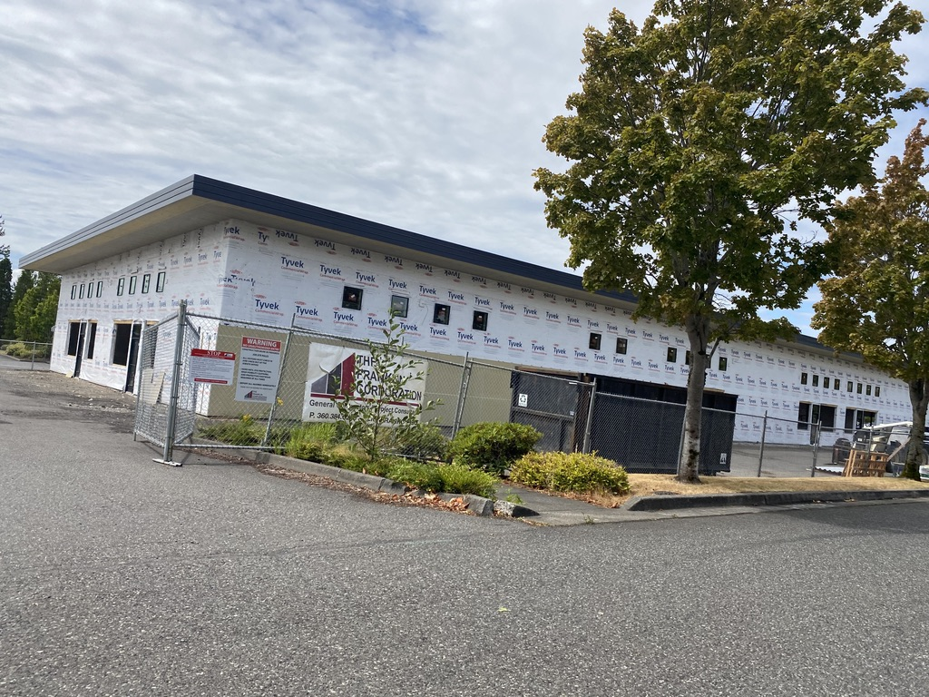 FOR LEASE: New Industrial/Office Building Coming to Market – 425 Sequoia