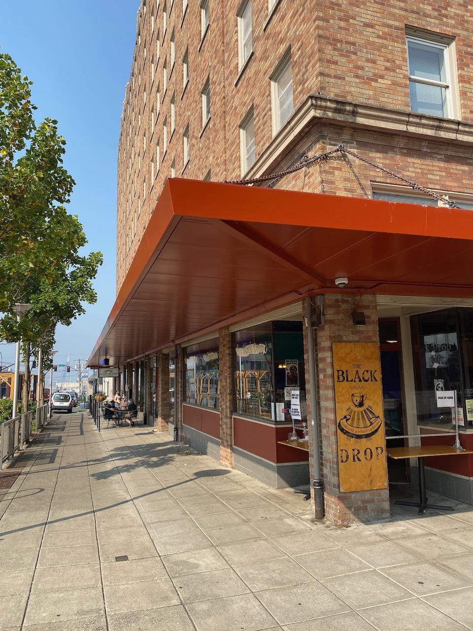 Downtown Bellingham – End Cap Retail Space – 300 W. Champion St.