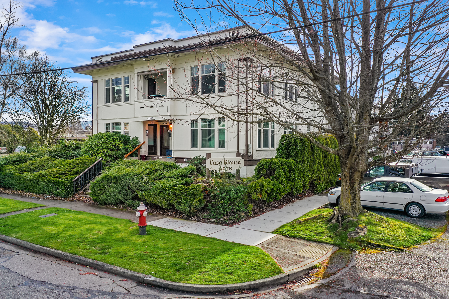 1800 D Street – 'Casa Blanca' Four-Plex